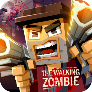 The walking zombie Dead city MOD APK terbaru