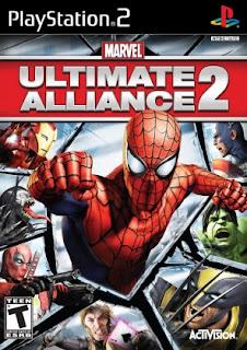 Marvel Ultimate Alliance 2 PS2 Torrent