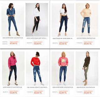 تخفيضات ديفاكتو DeFacto شتاء 2021 للألبسة النسائية