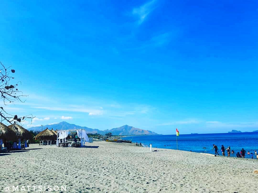 Calmness And Serenity Crystal Beach Resort In San Narciso