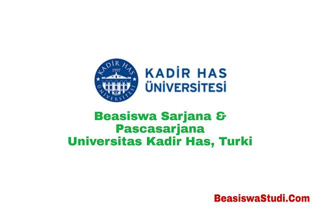 Beasiswa Sarjana & Pascasarjana di Universitas Kadir Has, Turki