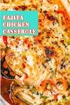 #Fajita #Chicken #Casserole