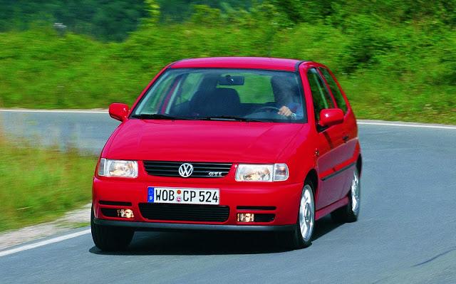 VW Polo GTI 2000
