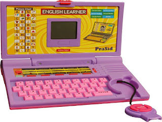 PraSid English Learner Purple Pink
