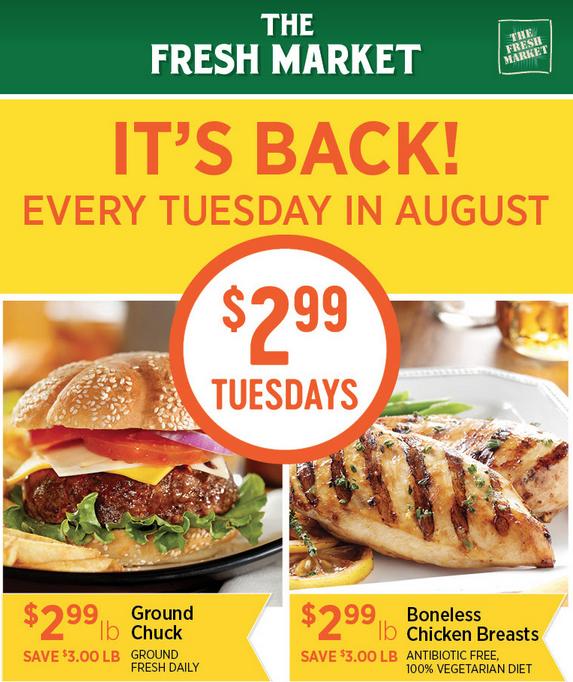 Fresh Market Saratoga Ny
