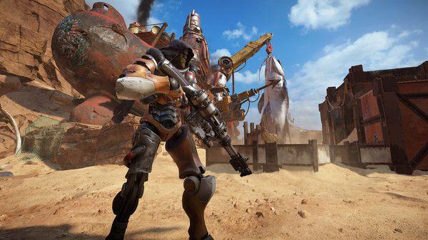 Raiders of the Broken Planet – Wardog Fury Campaign