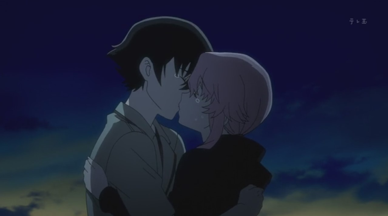 Mirai Nikki: Episodio 26 – Inicialização – Final