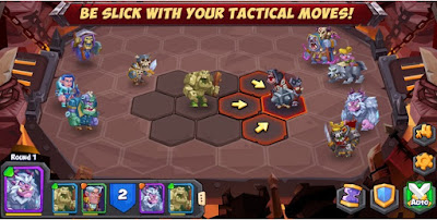 Tactical Monsters MOD APK for Android ~ New Release
