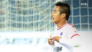 Mizo Footballer Lallianzuala Chhangte