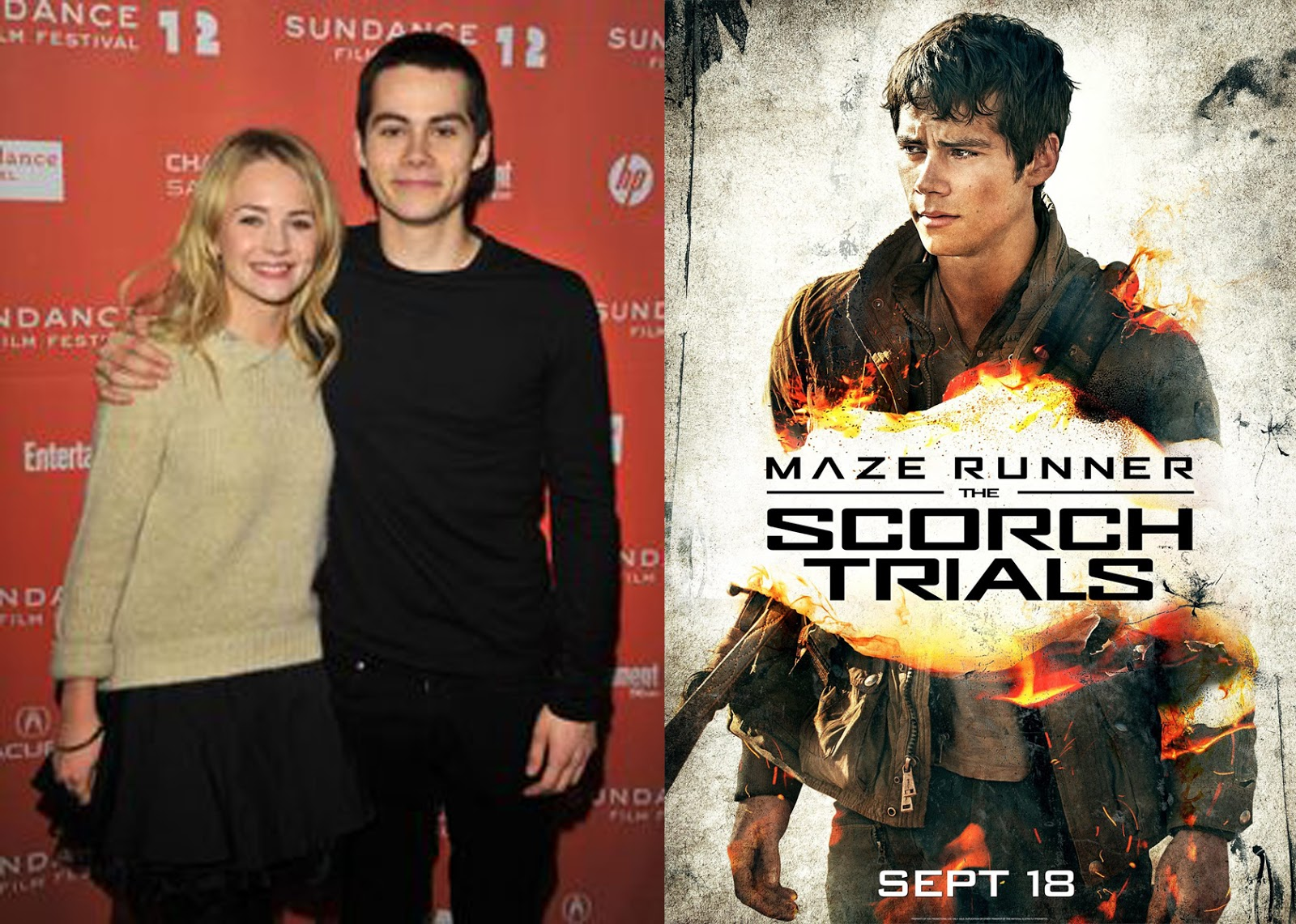 Delicious Reads: Maze Runner: The Scorch Trials {Book to Movie}