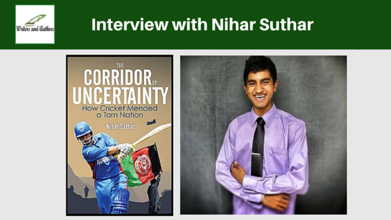 Interview with Nihar Suthar