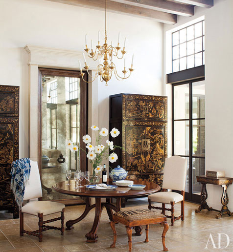 New Home Interior Design: A Rustic Yet Refined Napa Valley