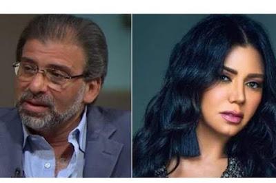 بالفيديو.. رانيا يوسف تكشف معلومات جديدة عن فيديو خالد يوسف الإباحي..