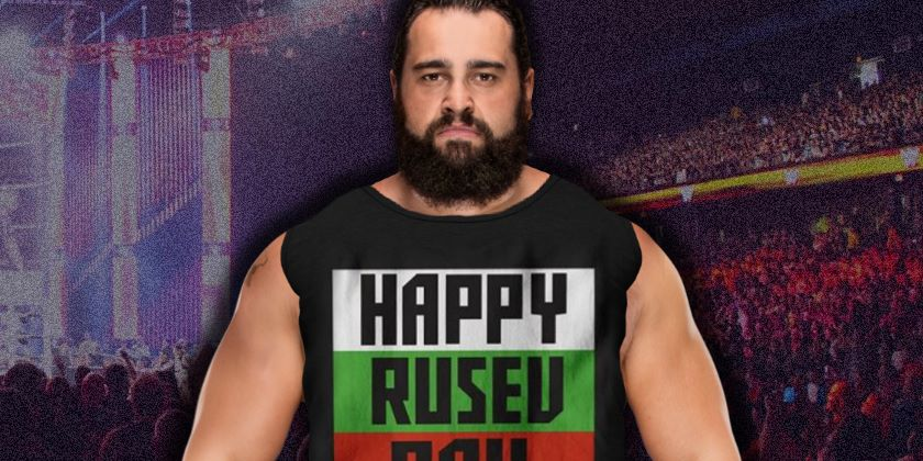Rusev On Confronting Vince McMahon After Beating Roman Reigns and AJ Styles In Merchandise Sales