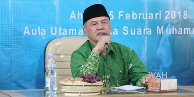 Muhammadiyah: Protokol Kesehatan Itu Ikhtiar, Jangan Larang Orang Pakai Masker Masuk Masjid