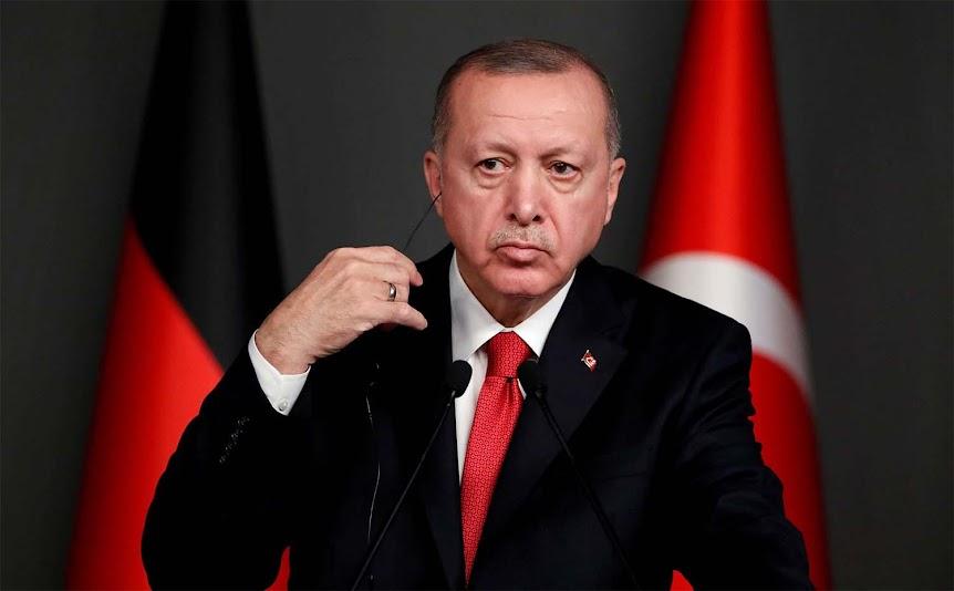 Φεύγεις από το «μαντρί» του Ερντογάν; Blackout!