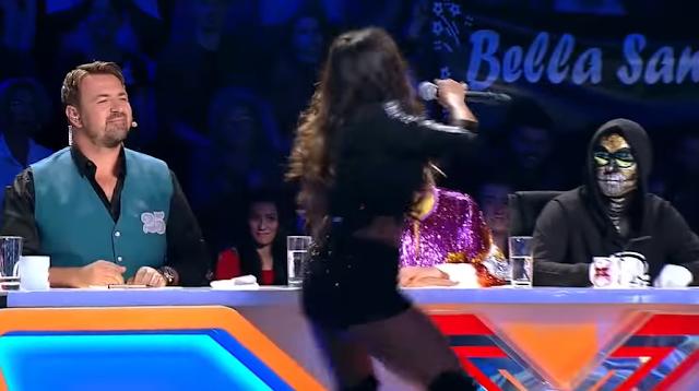 WATCH: Pinay Singer, Pinahanga Ang X Factor Romania Sa Kanyang Adele Cover!