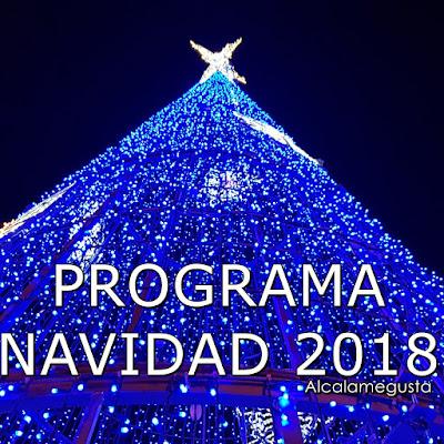 Programa Navidad 2018 Alcalá de Guadaíra