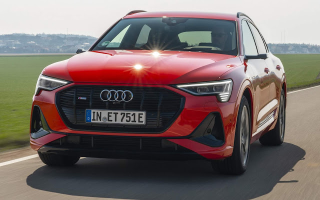 Audi E-Tron Sportback chega ao Brasil no 2º semestre 2020