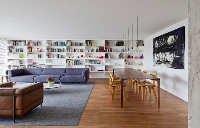 Gravata Apartament, Vivienda Contempor�nea en Brasil