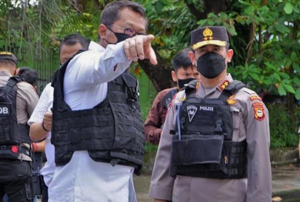 Ledakan Bom di Makassar, Ini Kata Kapolda dan Ketum PGI