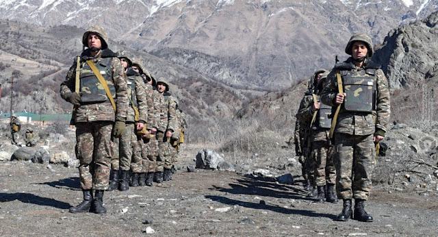 Armenia y Artsaj realizaron ejercicios militares