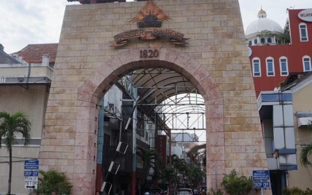 Sejarah lima pasar paling populer di Jakarta