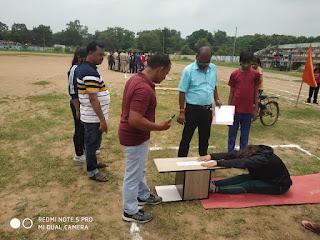 मध्यप्रदेश खेल अकादमियों में प्रवेश हेतु टेलेन्ट सर्च का द्वितीय दिवस
