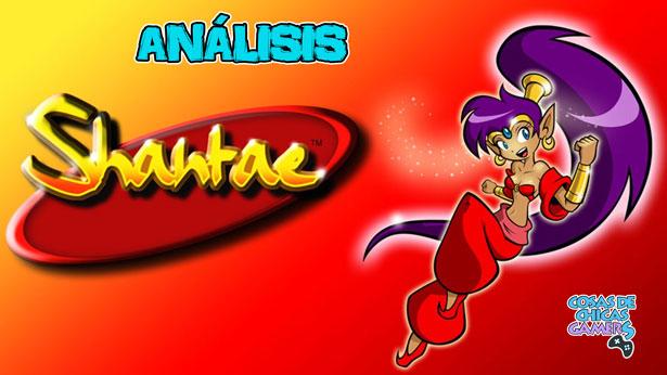 Análisis de Shantae GBC en Nintendo Switch