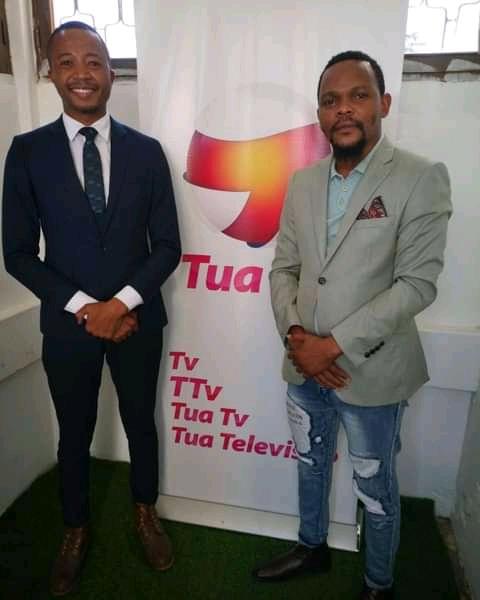 Clemente Carlos é oficialmente apresentador da Tua Tv de Fred Jossias