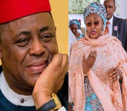 There is only one ray of light in the villa and that is Aisha Buhari- FFK
