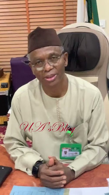 COVID-19: I could've died if not for my doctors, wife, deputy ― El-Rufai