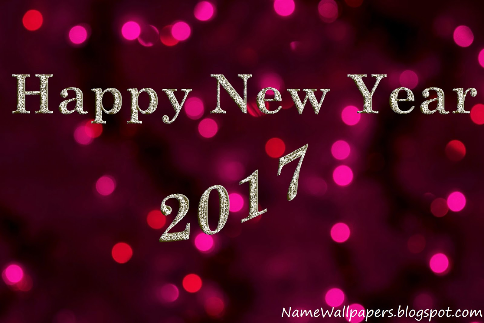 Happy New Year 2017 Wallpapers HD Images Pictures 2017 ...