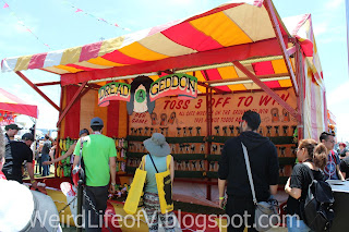 Dread-A-Geddon Carnival Game