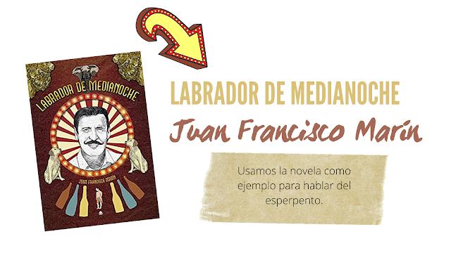 Labrador de medianoche de Juan Francisco Marín
