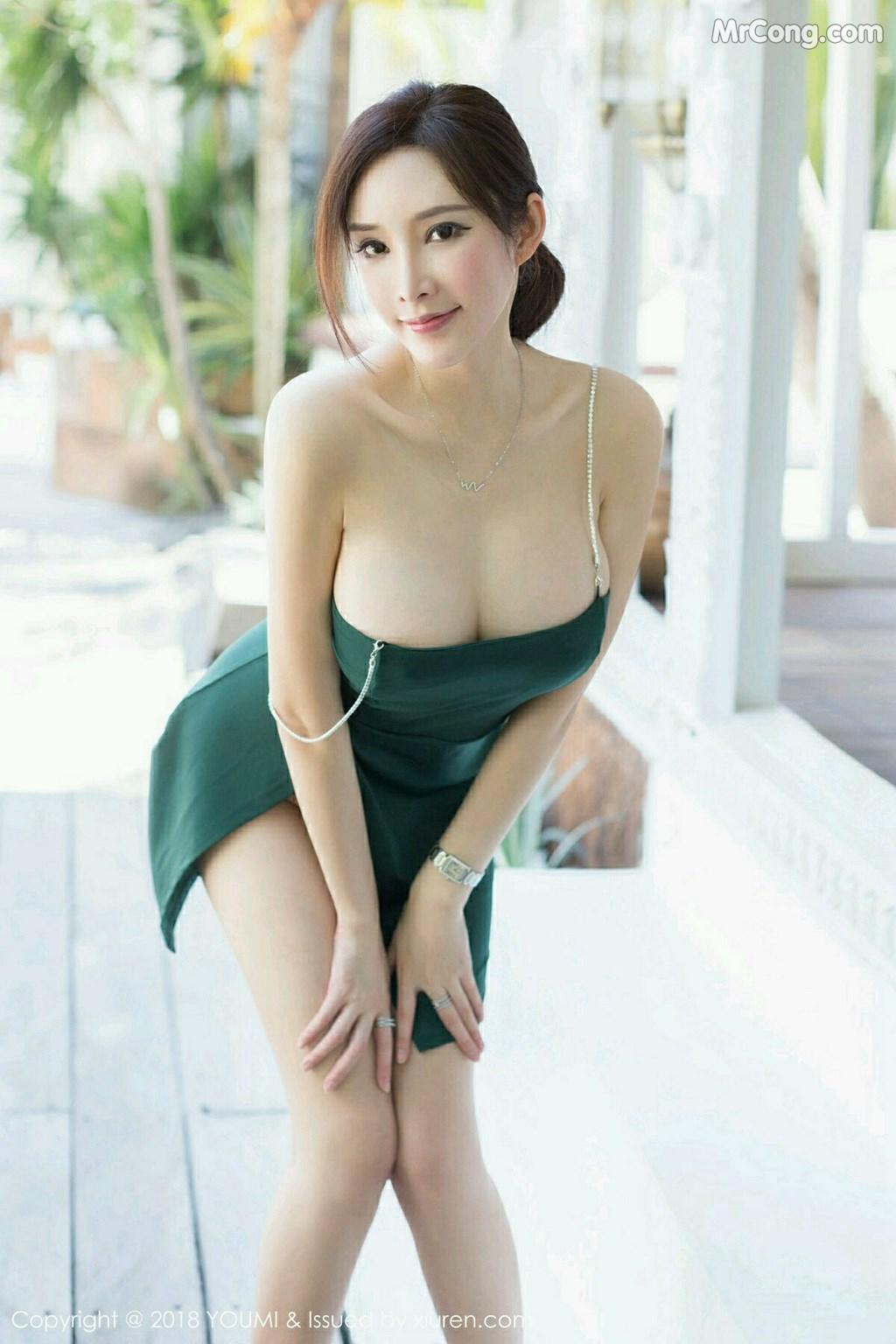 Image YouMi-Vol.188-Tu-Fei-Yuan-Ai-Cuo-Qiong-MrCong.com-010 in post YouMi Vol.188: Người mẫu 奶瓶土肥圆 (52 ảnh)