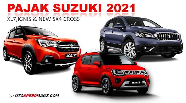 daftar-pajak-mobil-suzuki-terbaru-2021-xl7-ignis-sx4-cross