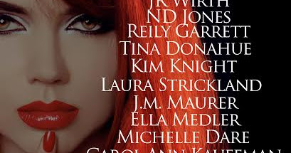 New Release for Code Redhead - A Serial Novel
