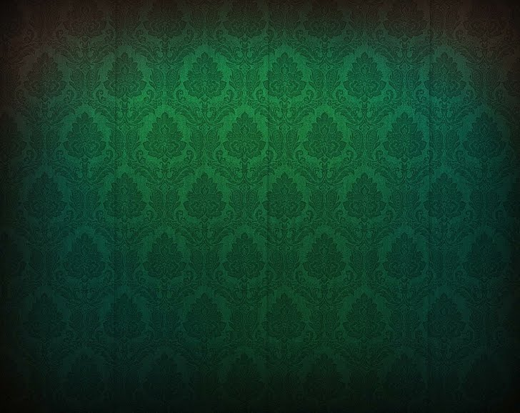 Wallpaper Pattern Vintage Green Is Free HD