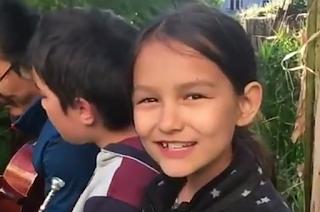 FINDE: Exitico acento al cantar de una niña se hace viral