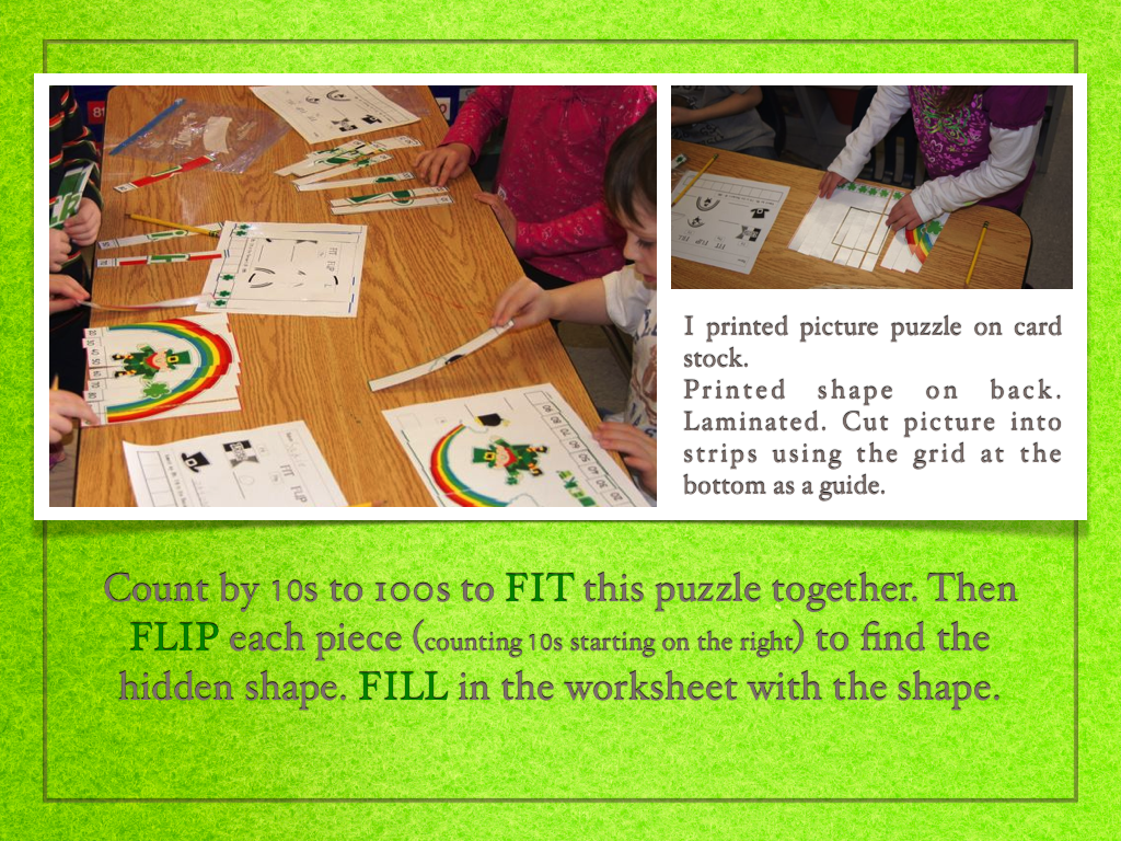 Hurray For Fdk Free St Patrick S Day Puzzles