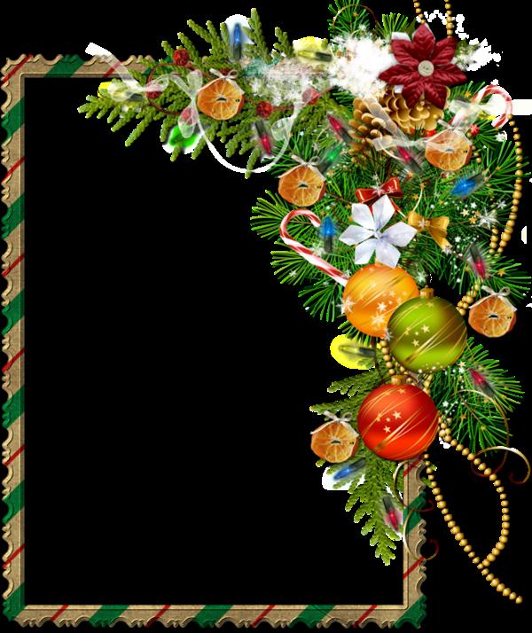33ab3885bc304 Marcos miniatura con motivos navideños