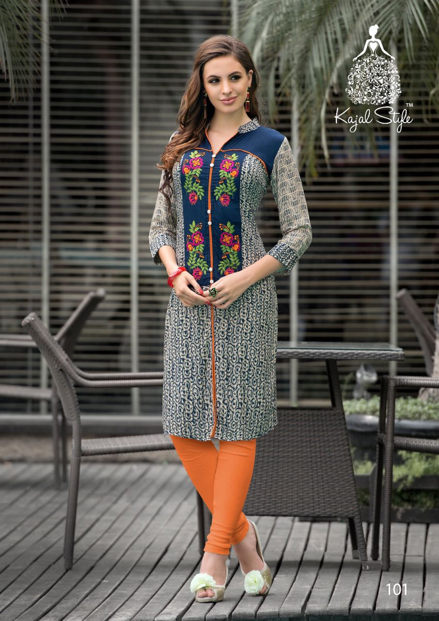 Diya-Z Vol 1 – Traditional Look Fashionbale Comfortable Kurti
