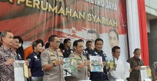 Mafia Perumahan Syariah Tipu Ribuan Orang, Kerugian Capai Rp 40 Miliar
