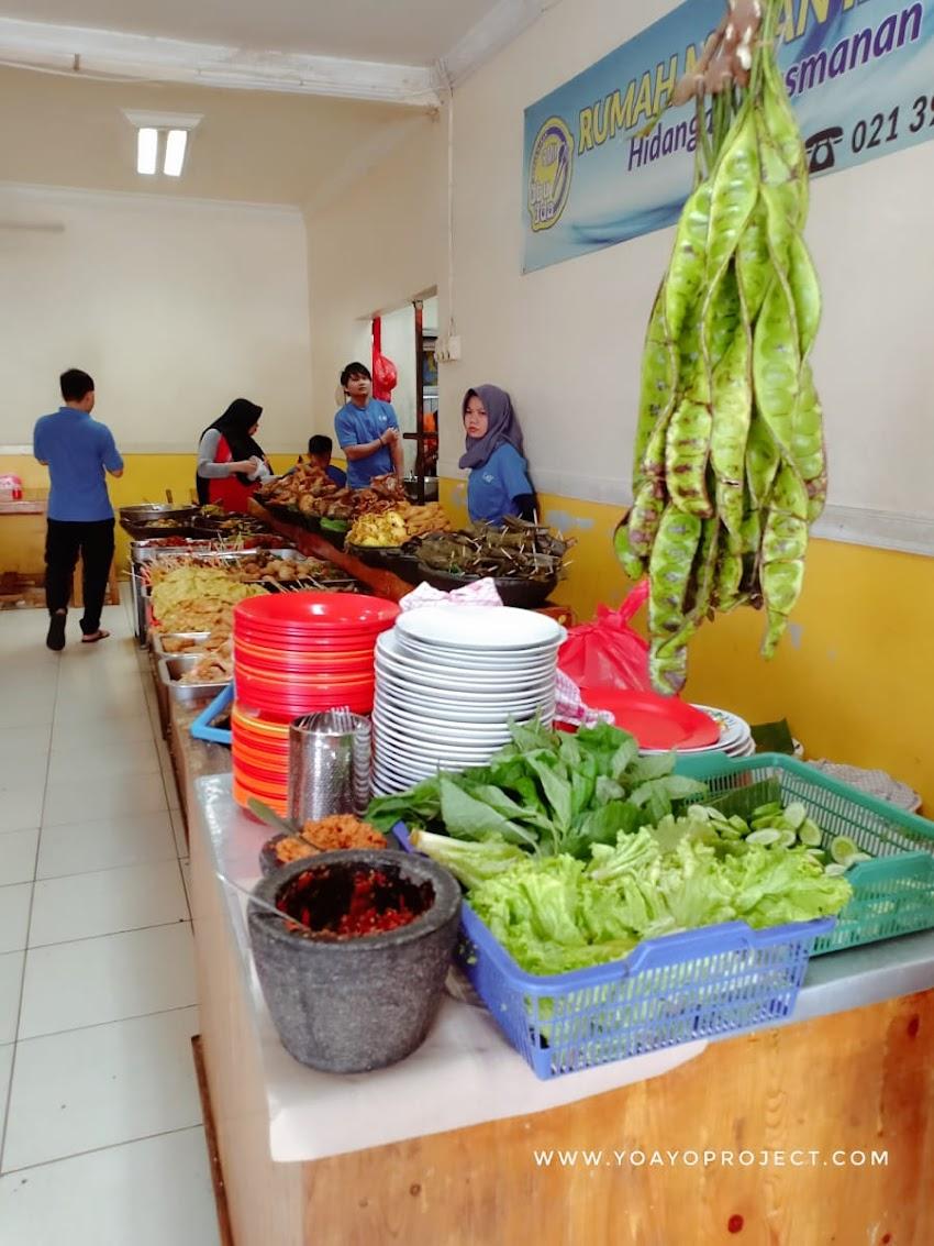 5 Tips Kulineran Pinggir Jalan di Sekitar Stasiun Gondangdia