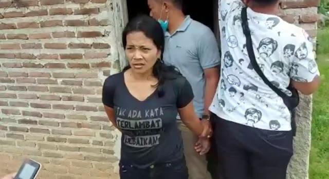 Balita di Lampung Dibunuh Ibu Kandung karena Mirip Selingkuhan Sebelah Rumah