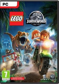 โหลดเกม PC Lego jurassic world ลิ้งเดียว
