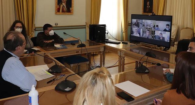 Τα έργα του ΕΣΠΑ στην Αργολίδα σε τηλεδιάσκεψη υπό τον Περιφερειάρχη Πελοποννήσου
