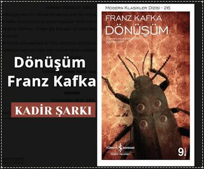 Dönüşüm Franz Kafka