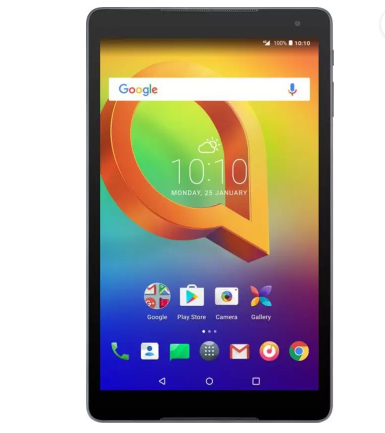 Alcatel A3 - 10 32 GB 10.1 inch with Wi-Fi+4G Tablet On Flipkart
